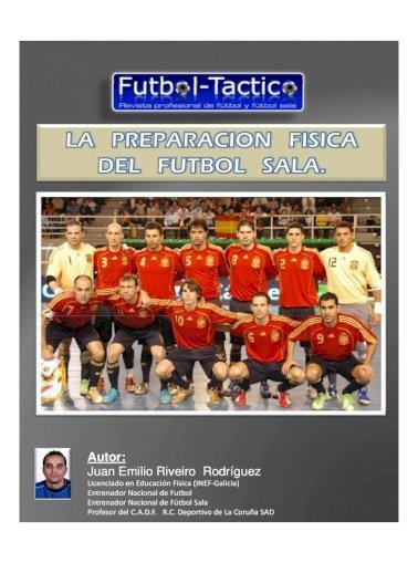 La Preparación Fisica Del Fútbol Sala Pdf Document